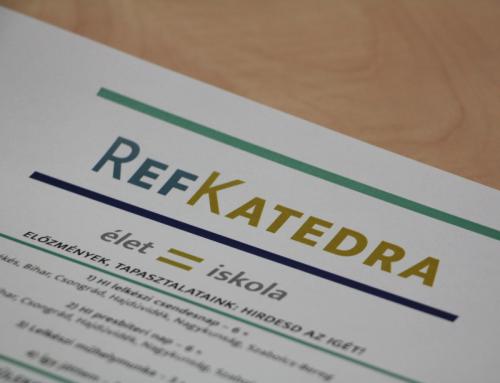 A RefKatedra a Tiszántúli Református Egyházkerület új kezdeményezése