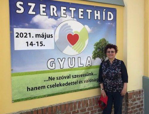 Szeretethíd Gyulán 2021-ben képekben